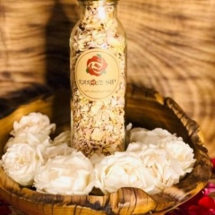 Cánh hoa hồng bạch sấy khô Karose Sip