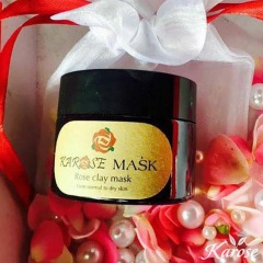Mặt nạ hoa hồng Karose Mask