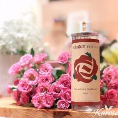 Súc miệng hoa hồng Karose Fresh